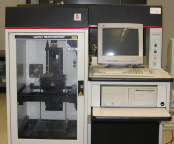 3D Systems SLA 250 stereolithography unit