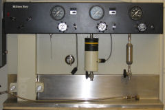 CO2 supercritical extractor