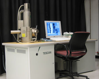 Tescan Vega Scanning Electron Microscope