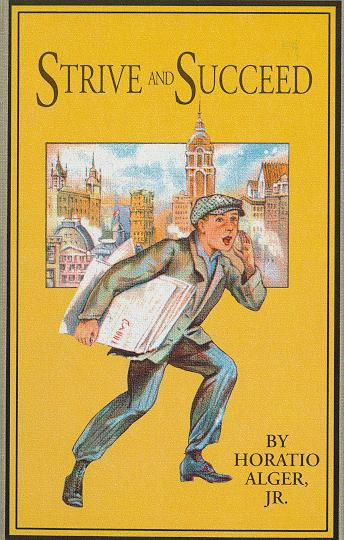 an analysis of symbolism in ragged dick by horatio algers Ragged dick or, street life in new york with the boot blacks by horatio alger, jr is a bildungsroman, or coming-of-age novel it was first published in serialized form in 1867 in student and schoolmate.