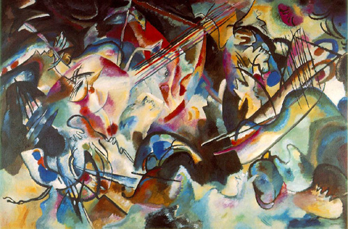 Kandinsky Composition VI