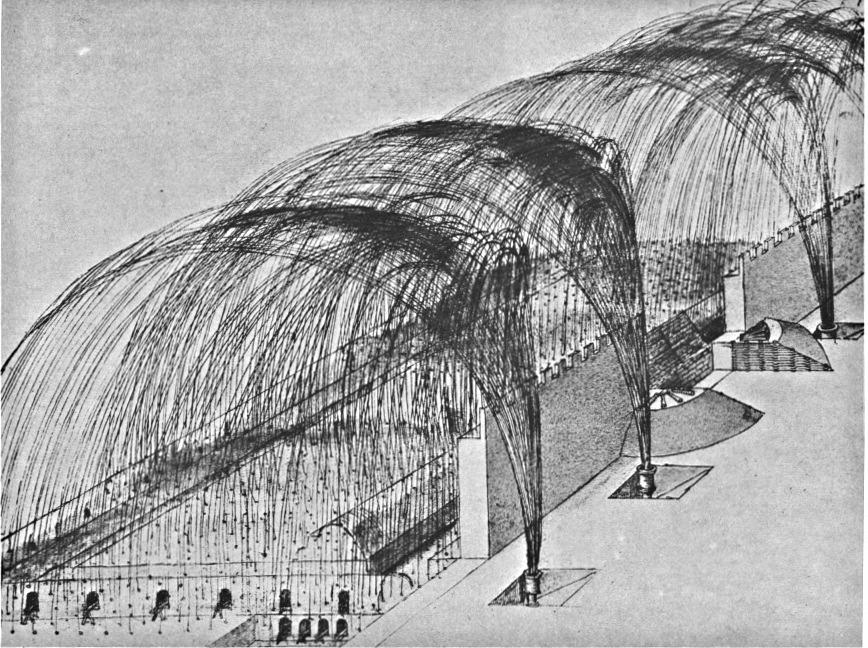 Leonardo 39 s military engineering for Da architecture