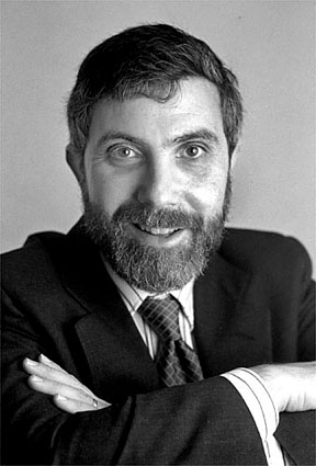 Picture of Paul Krugman