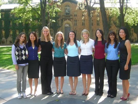 Welcome to the home of princeton women in business