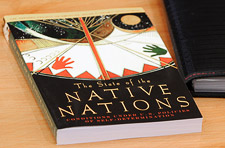 "Book cover for ""The State of the Native Nations"""