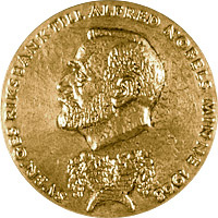 Nobel Medallion