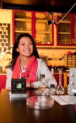 Celebrate Princeton Invention Lynn Loo