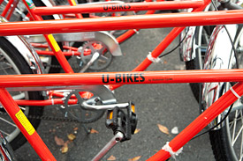 Sustainability round-up Ubikes