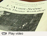 L'Avant Scene video thumbnail