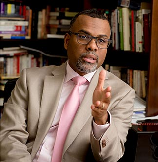 Faculty Bookshelves 2016 Eddie Glaude Jr.
