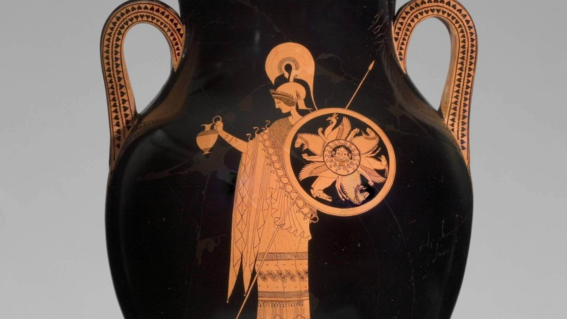 Red-figure Amphora