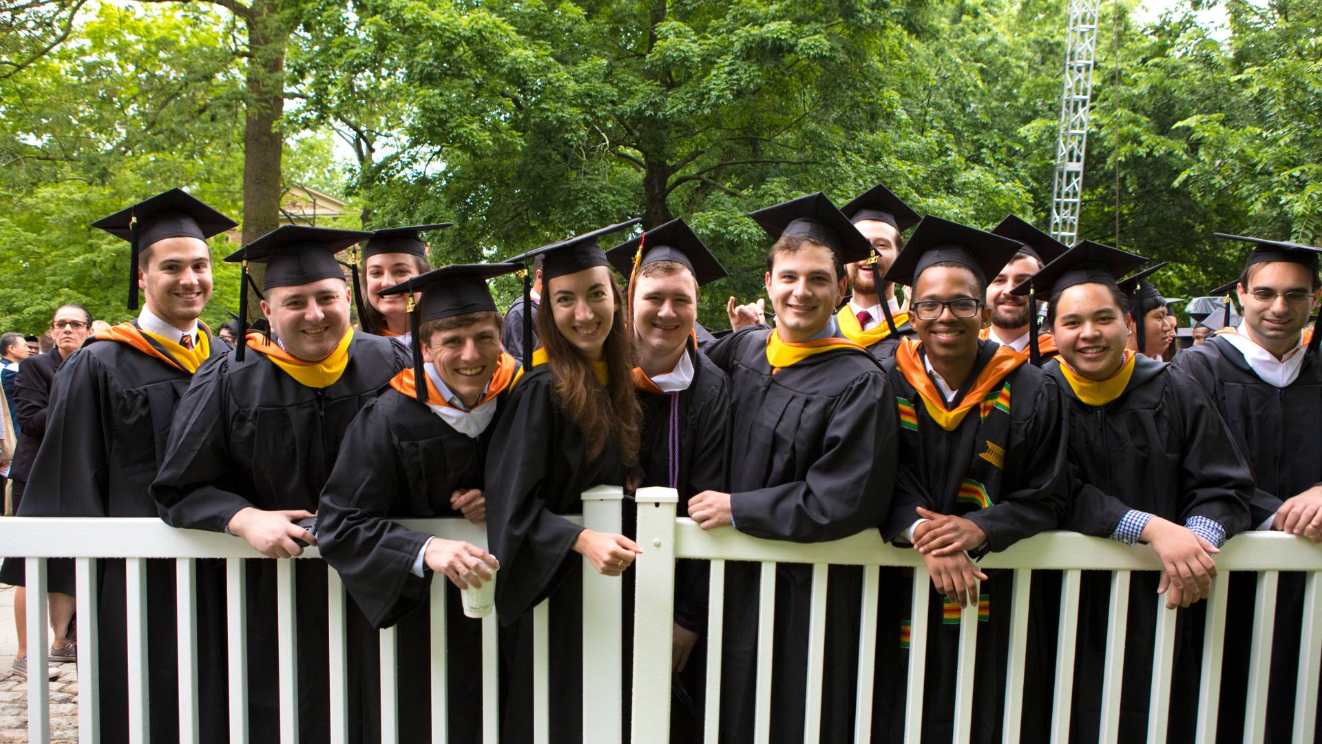 Highlights from graduation 2017 - Princeton university office of admissions ...