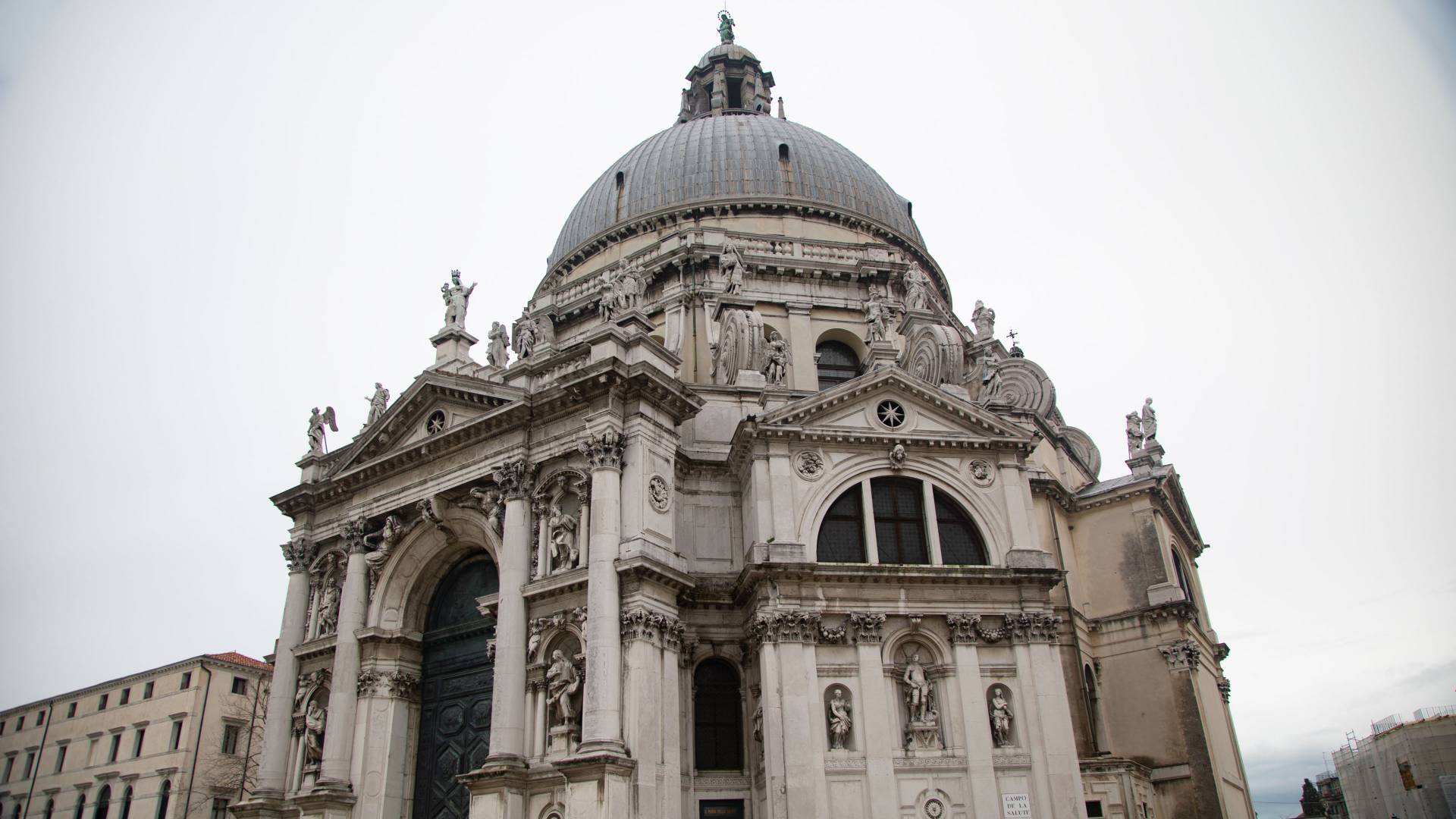 Cathedral in Venice