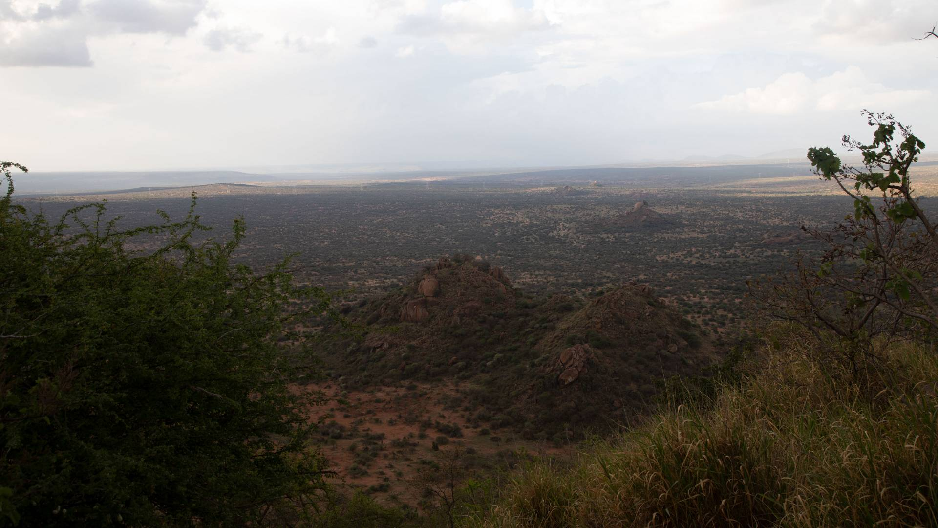 View from Mt. Mukenya
