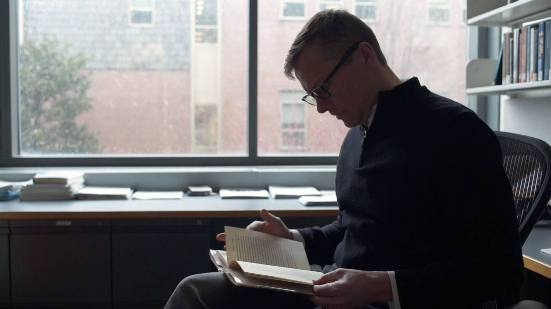 Matthew Desmond reading