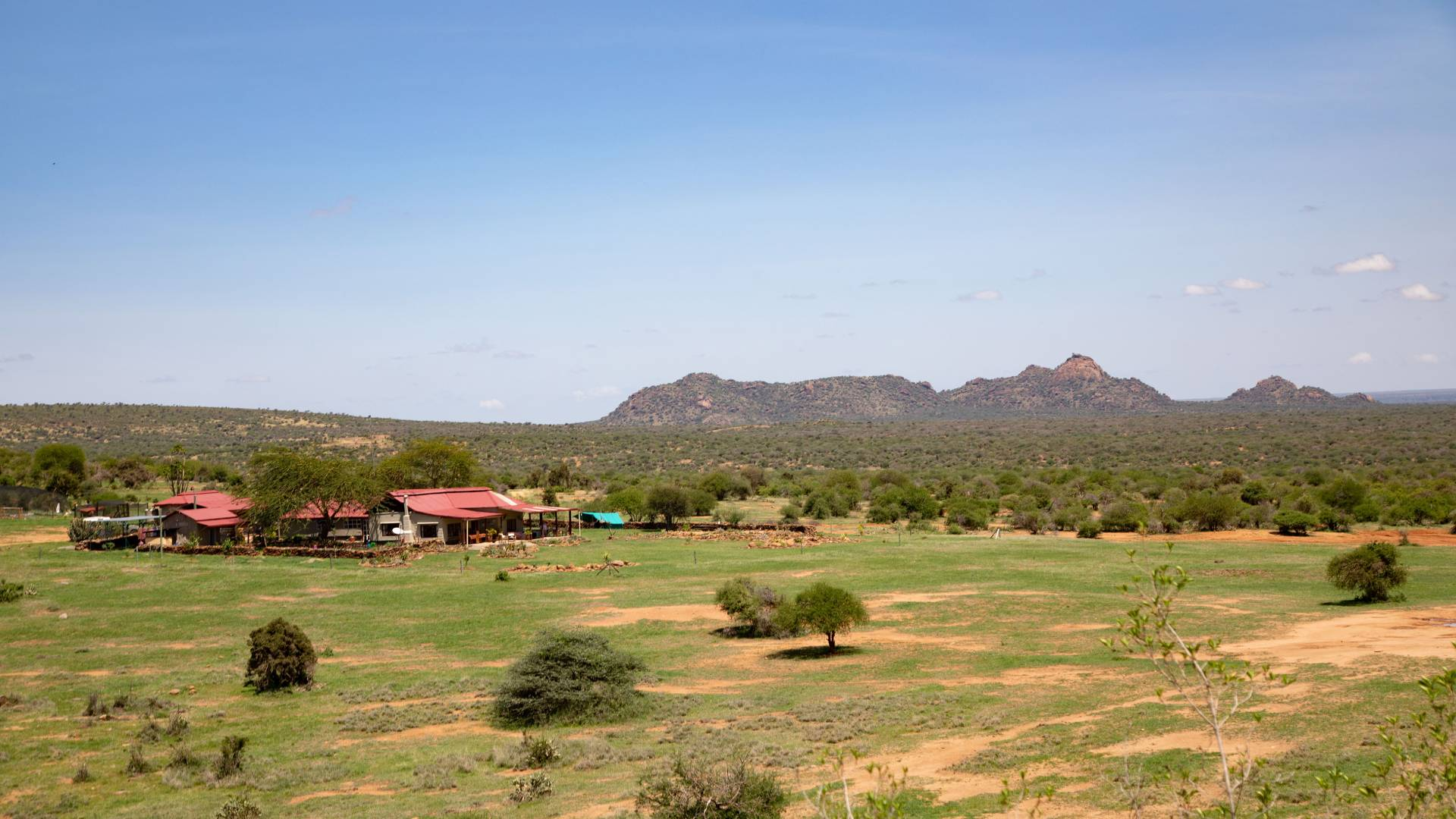 Landscape and Mpala research center