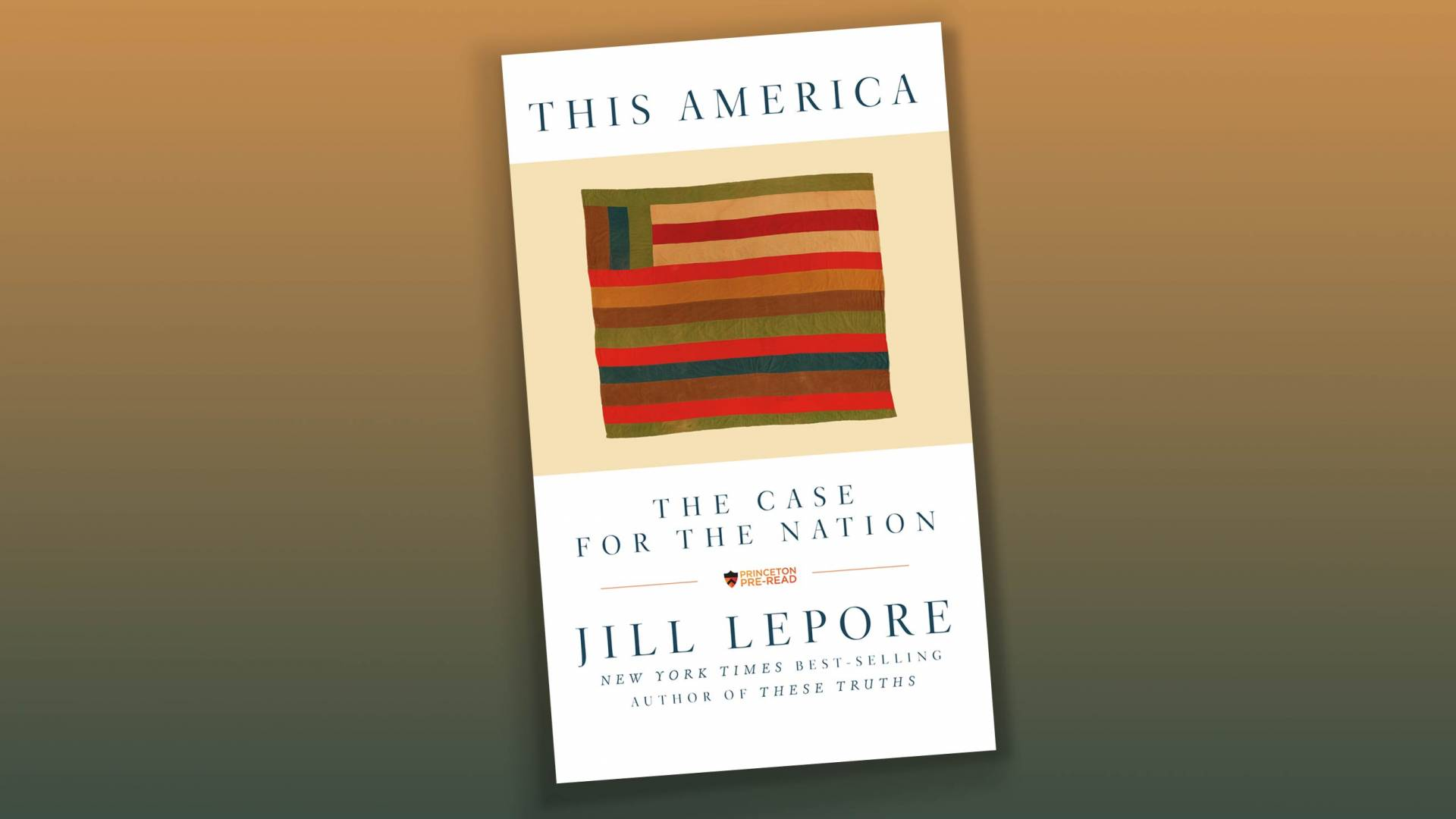 "Cover of ""This America: The Case for the Nation"" by Jill Lepore"