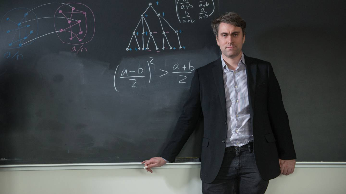 Allan Sly Mathematician | 2018 MacArthur Fellow
