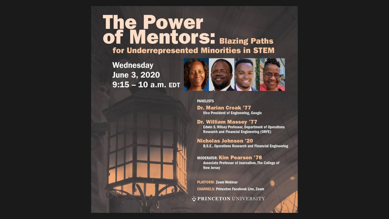 The Power of Mentors: Blazing Paths for Underrepresented Minorities in STEM