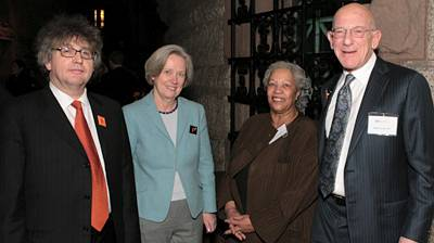 Princeton professors honor Lewis