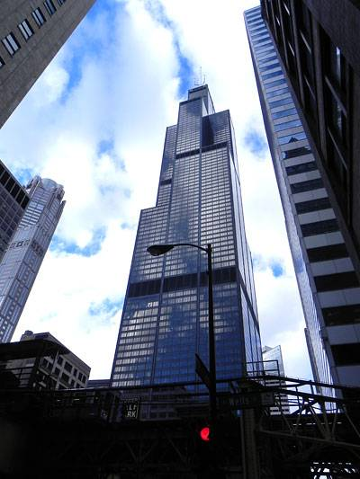 Tall Buildings Willis tower