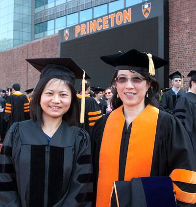 Hooding Ching and Wu