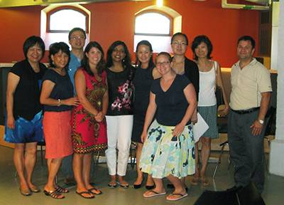 International ERG
