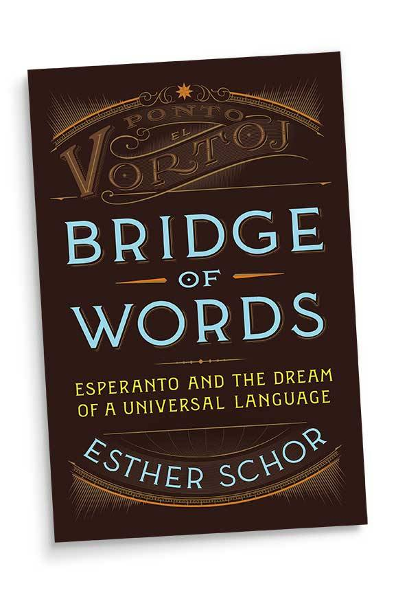 Bridge of Words cover