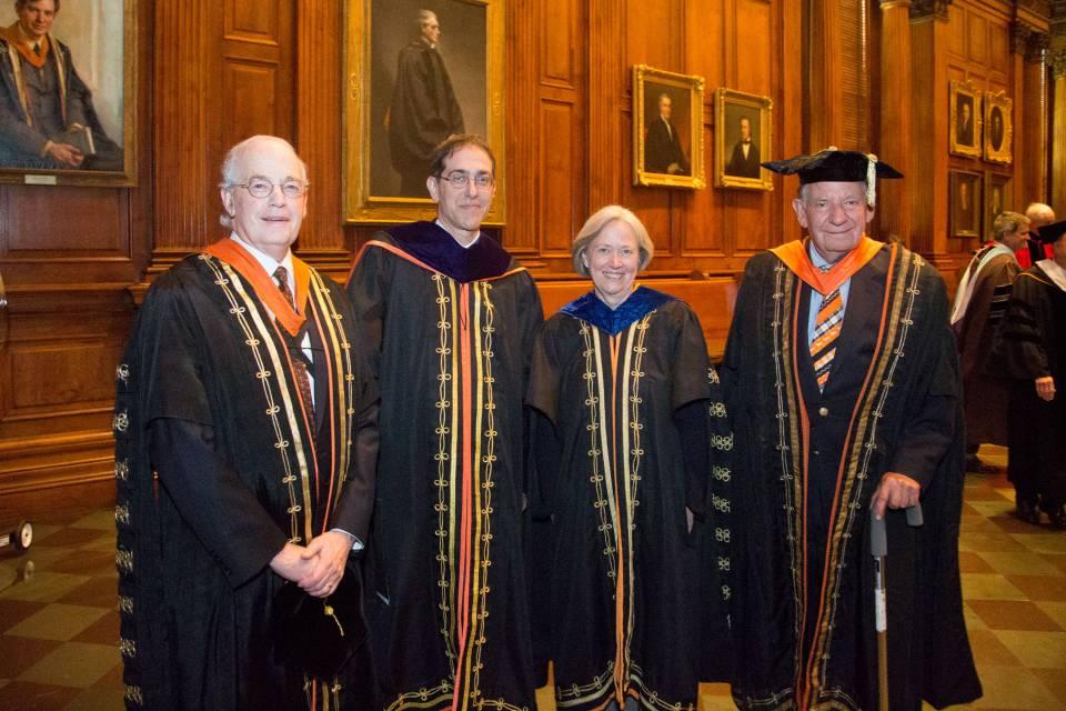 Onward!\' Eisgruber exhorts Princeton graduates to work together for ...
