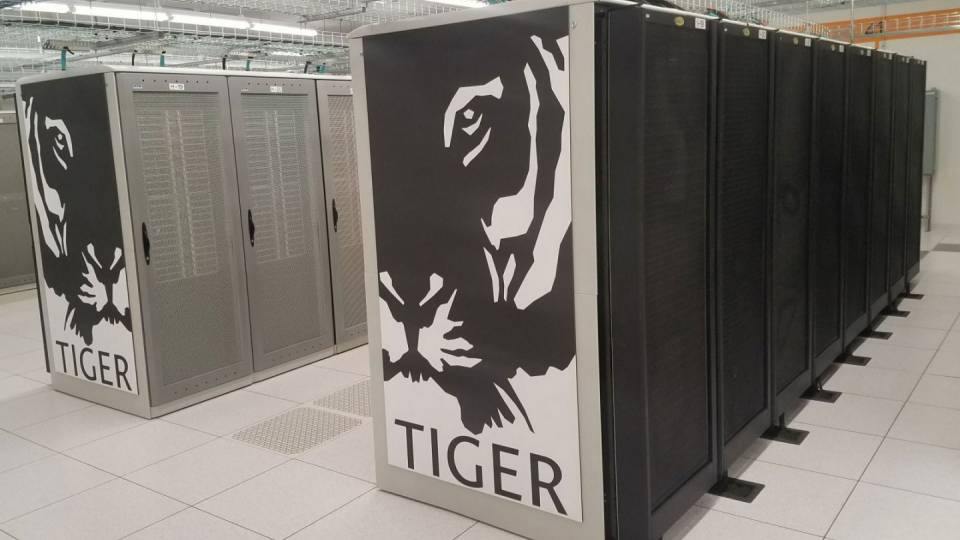 Tiger supercomputer