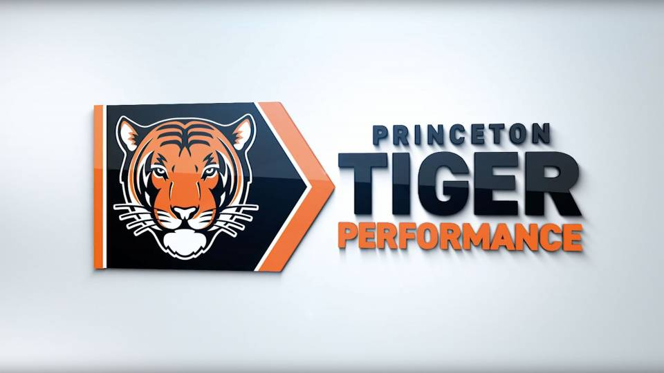 Princeton Tiger Performance logo