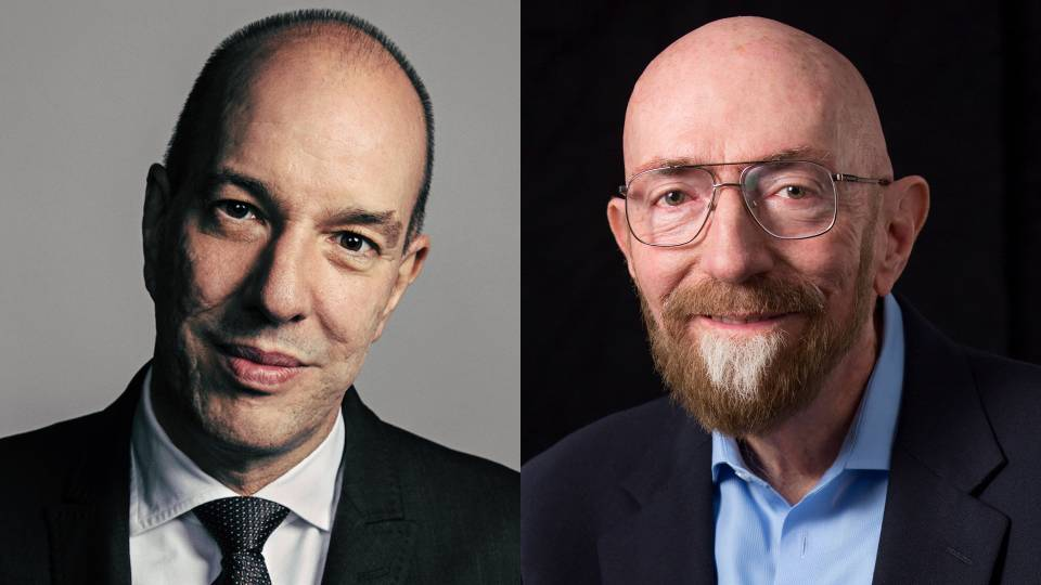 Anthony D. Romero and Kip Thorne