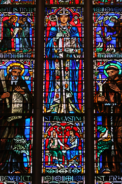St Augustine Window