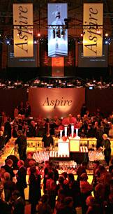 Aspire launch