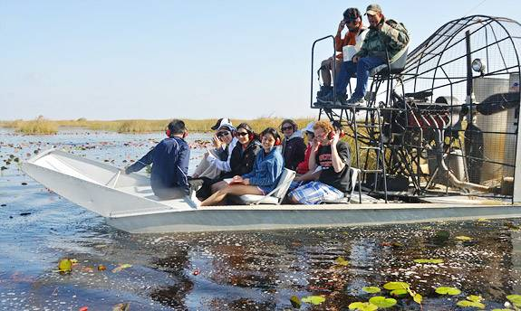 Everglades watercraft