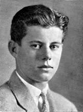 jfk exhibit freshman portrait