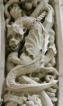 Gargoyles dragon