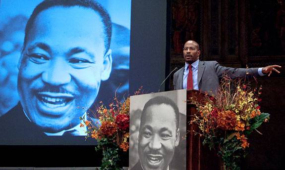 MLK Van Jones