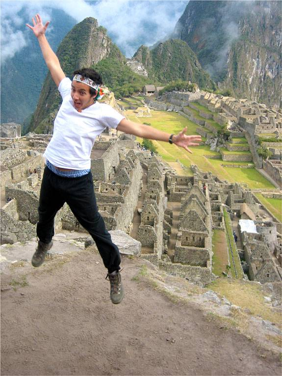 Internationalism Machu Picchu