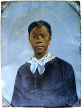 Library Blogs African American portrait
