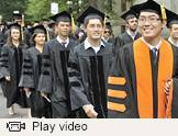 Commencement video thumbnail