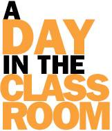 A day in the classroom