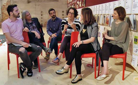 Venice Biennale faculty, doctoral candidates