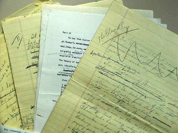 Morrison's Papers