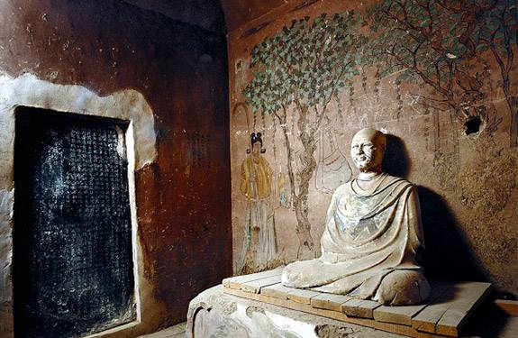 Dunhuang Mogao Cave 17