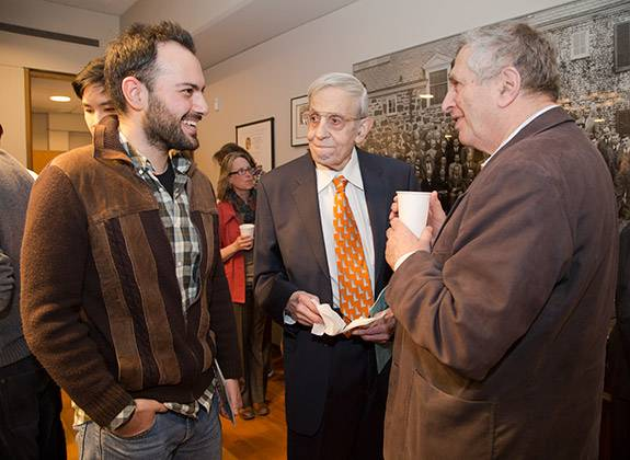 John Nash receives Abel Prize with Yakov Sinai and Michael Rassias