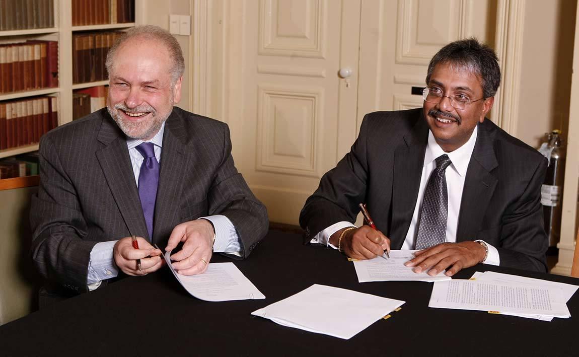 Princeton E-ffiliates enters five-year partnership with
