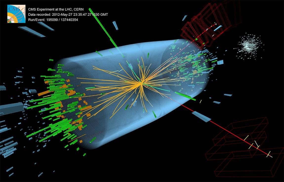 Stewart Smith Higgs Boson