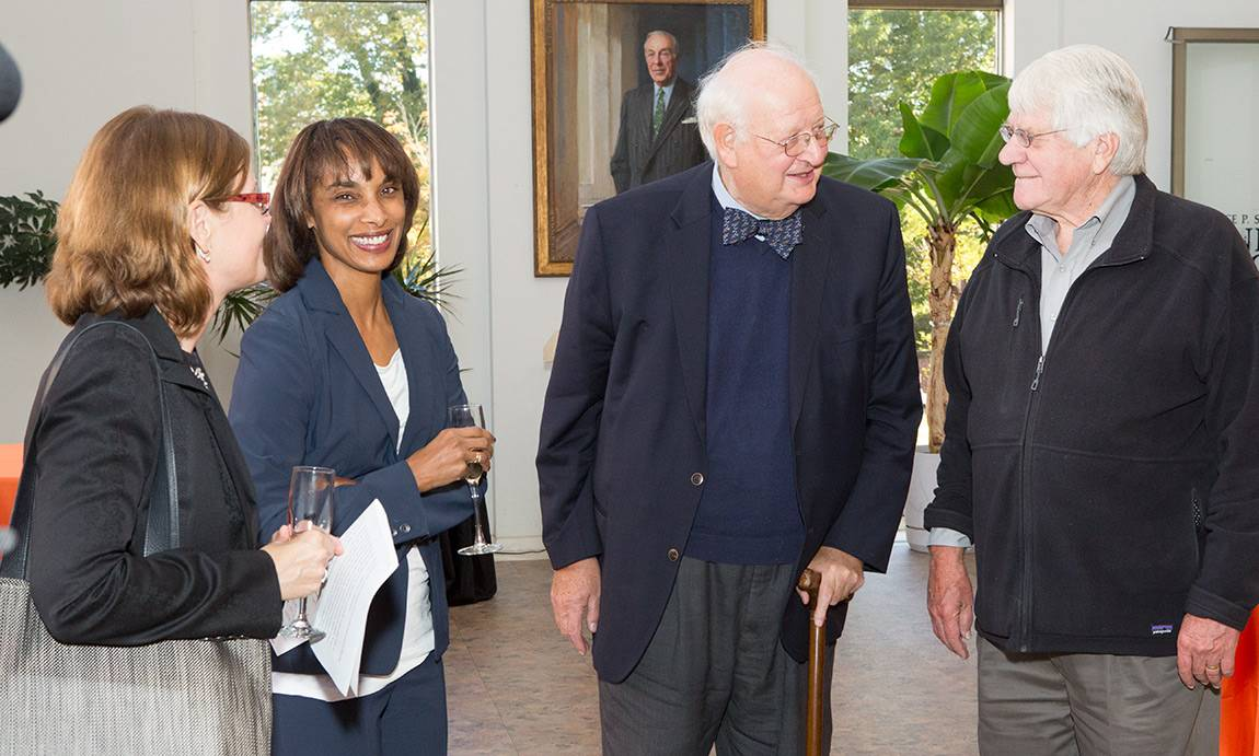 Angus Deaton reception2