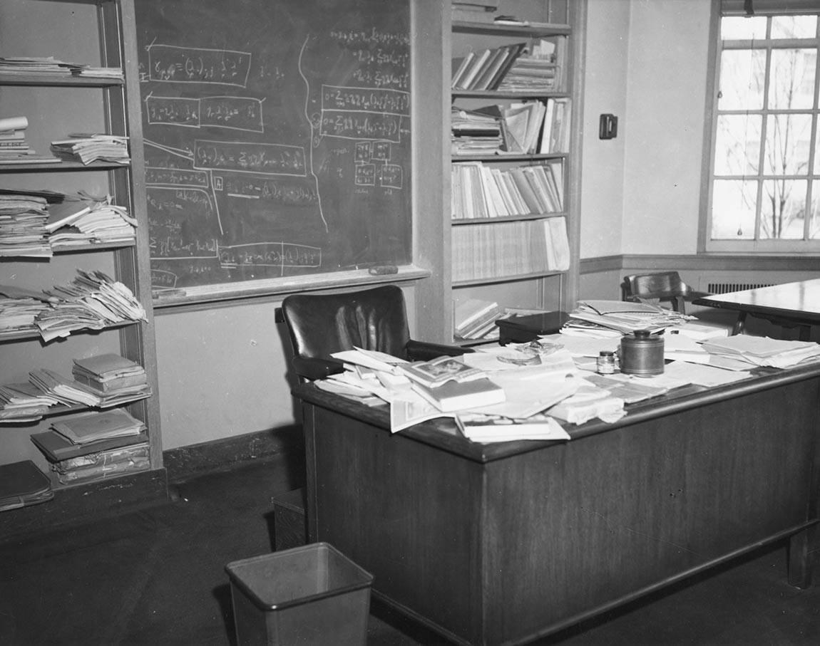 Relativity At 100 Einstein S Desk Ias